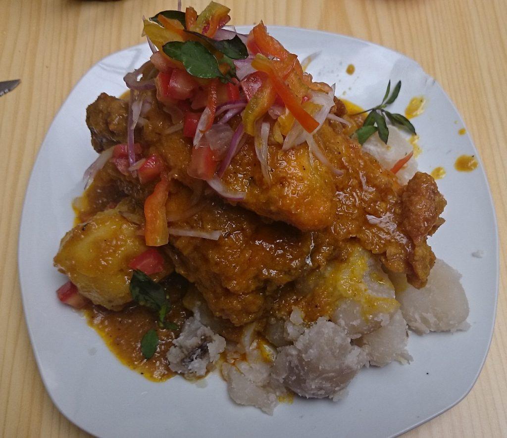 sajta de pollo historia boliviana