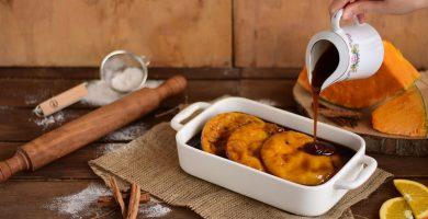salsa de chancaca para sopaipillas